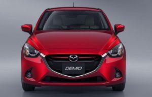 Cyprus Car Rental Paphos Mazda Demio