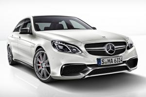 The Brand New Mercedes Benz E  AMG