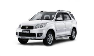 Daihatsu-Terios - hire a car in cyprus