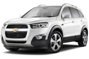 Chevrolet Captiva Car rental cyrpus