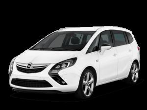 Opel Zafira rental cyprus