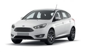 Ford focus For rent in cyprus