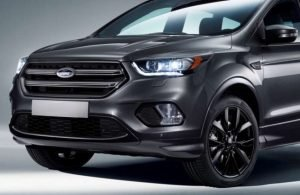 FORD KUGA SUV forrent