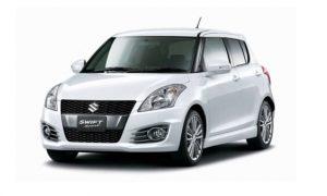 Suzuki Swift car hire in cyprus