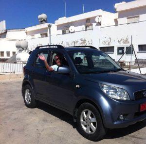 rent a car Cyprus